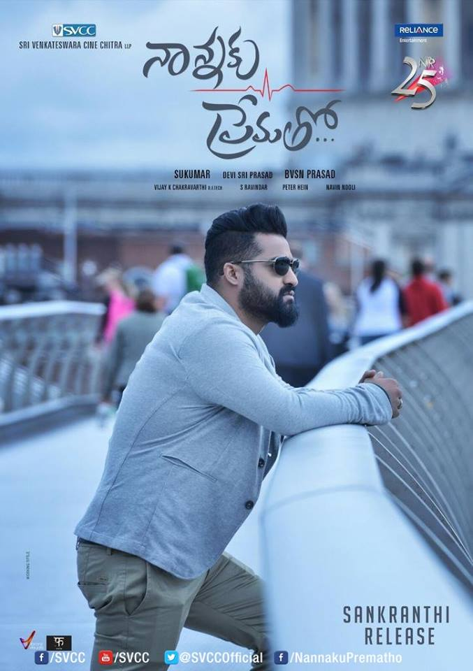 Nannaku Prematho Release by Cinegalaxy -$2.02 Million